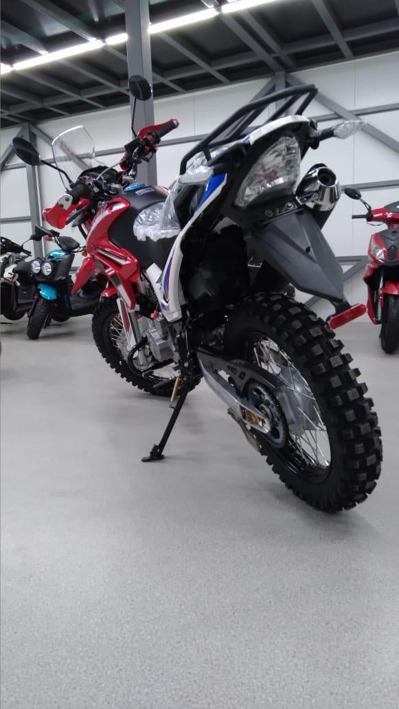 Мотоцикл Peda Enduro B10 - фото 4