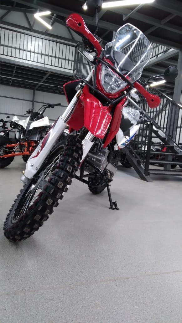 Мотоцикл Peda Enduro B10 - фото 3