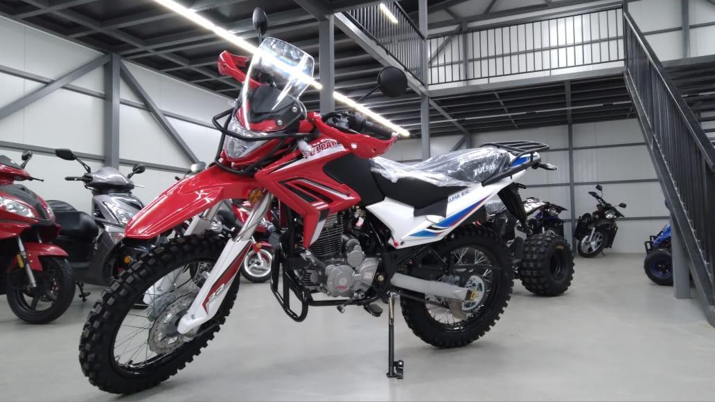 Мотоцикл Peda Enduro B10 - фото 2