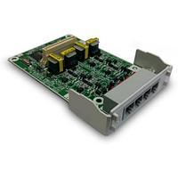 Плата подключения Panasonic PKX-HT82480X 4 аналоговых линий