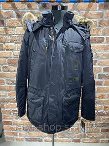 Куртка-аляска зимняя Harry Bertoia (0225)