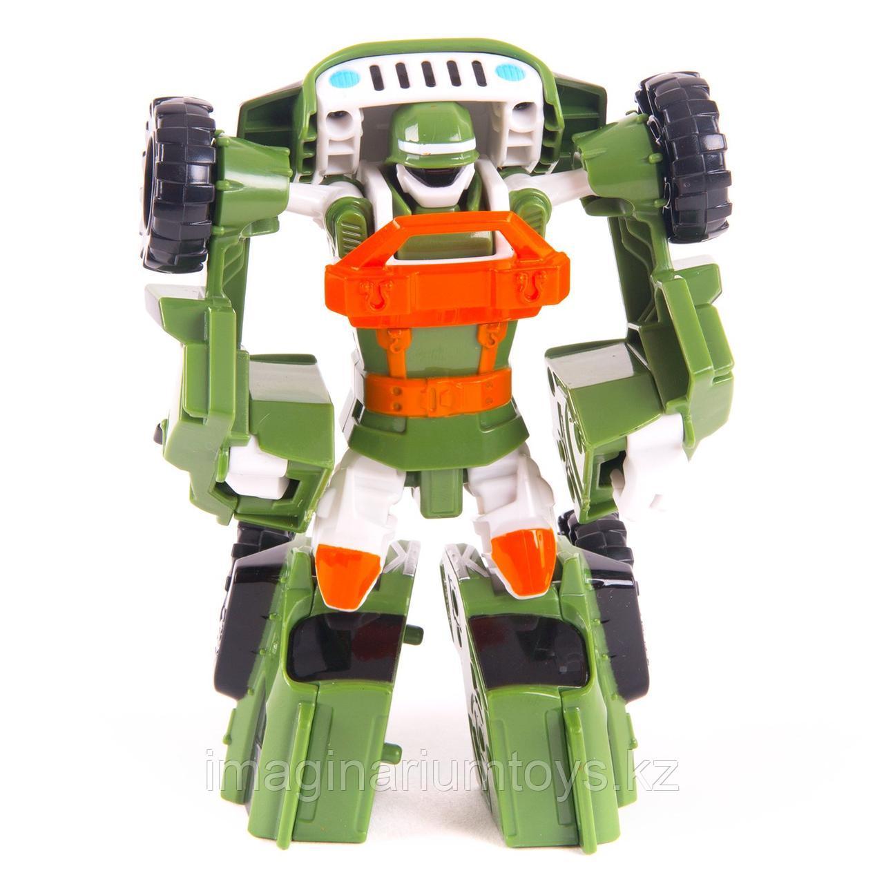 Тобот мини K робот трансформер