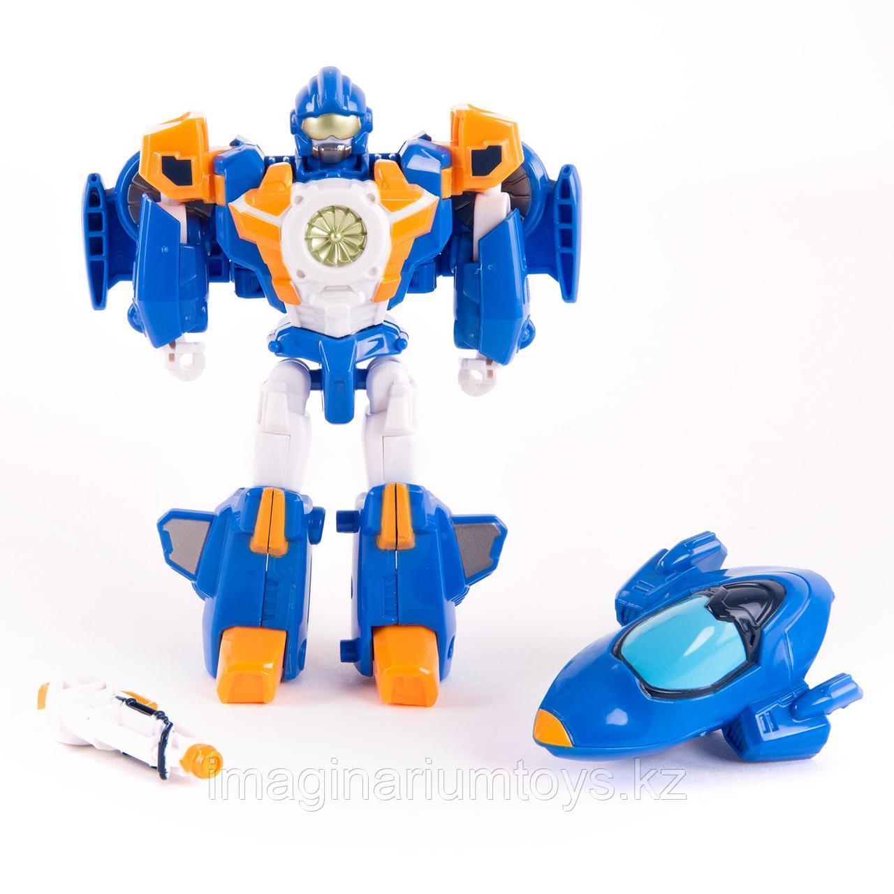 Робот трансформер Тобот мини  МЭХ W