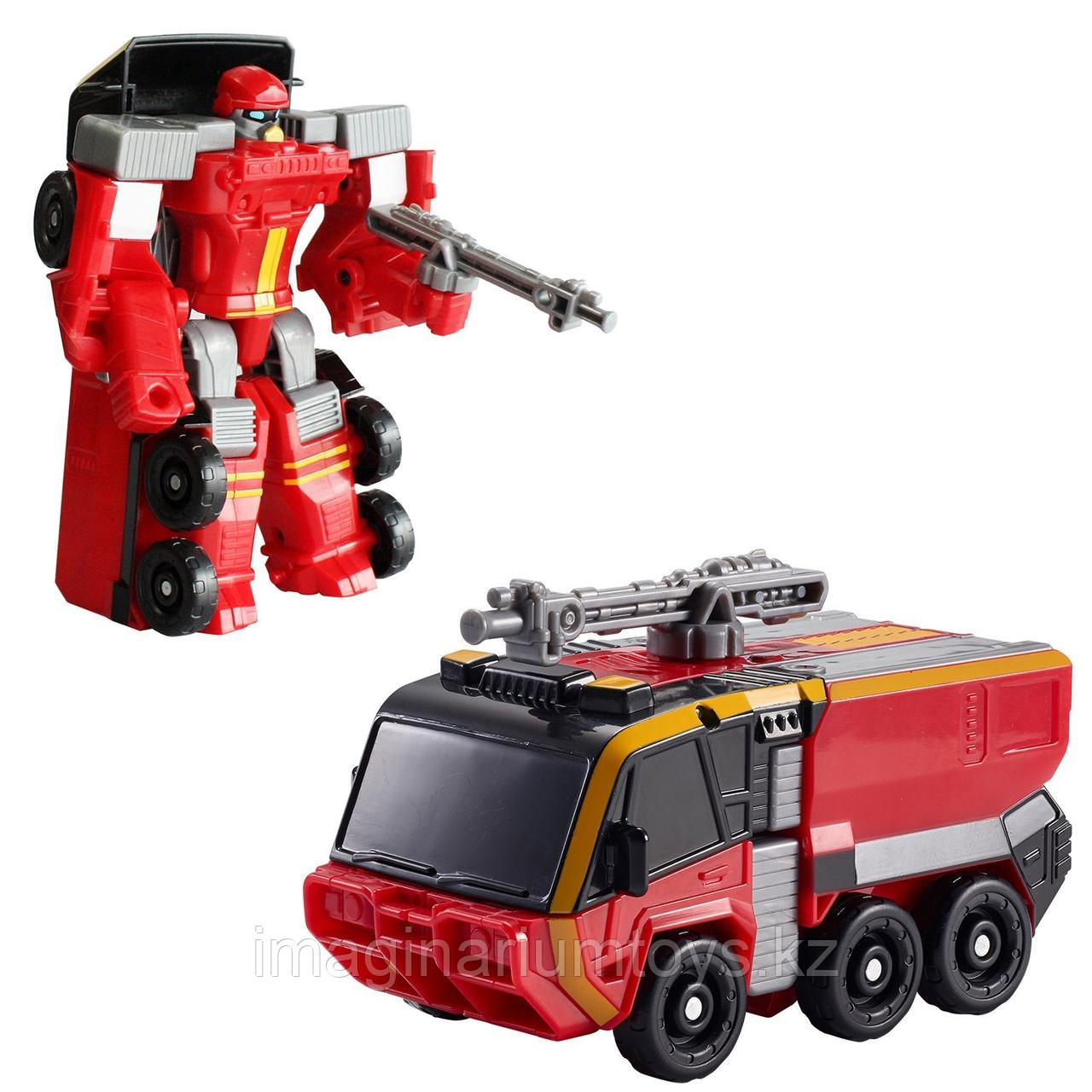 Тобот робот трансформер мини Атлон Вулкан S2