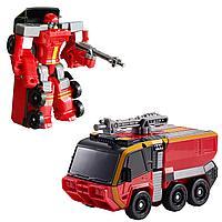 Тобот робот трансформер мини Атлон Вулкан S2, фото 1