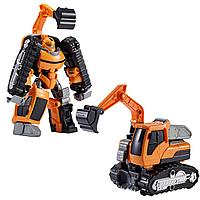 Тобот Робот трансформер Атлон Рокки S2 мини, фото 1