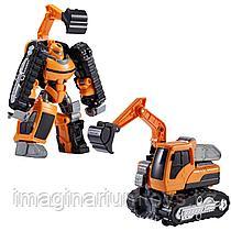 Тобот Робот трансформер Атлон Рокки S2 мини
