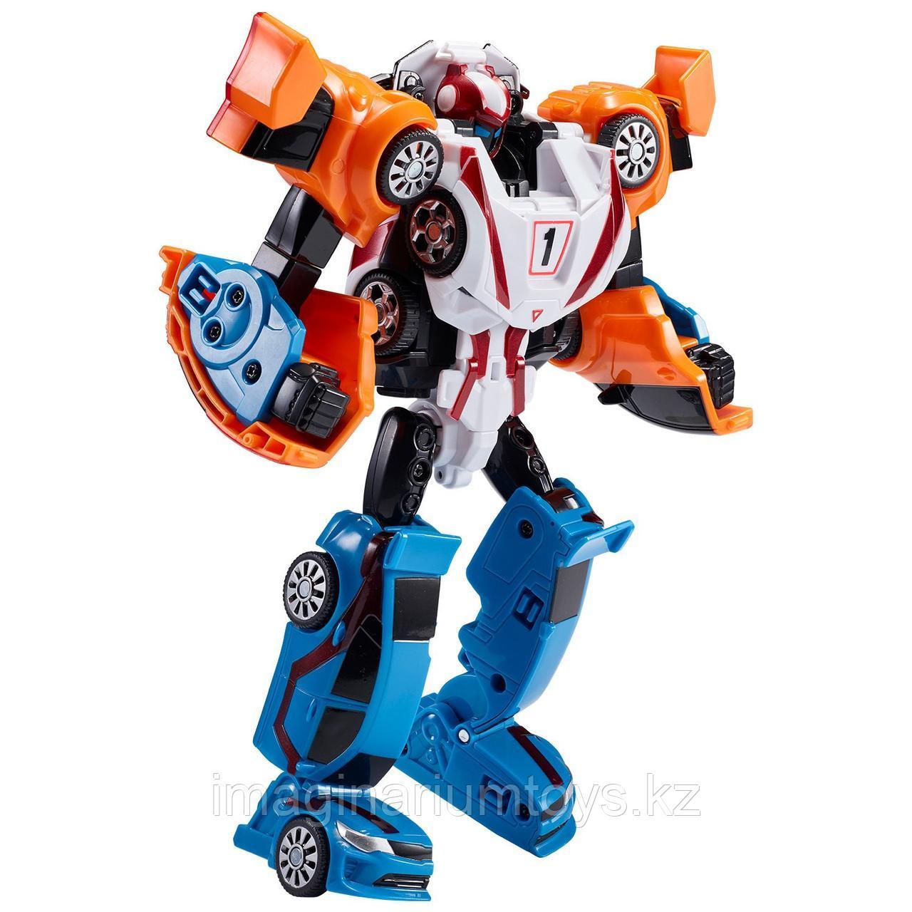 Тобот робот трансформер Атлон Чемпион S2