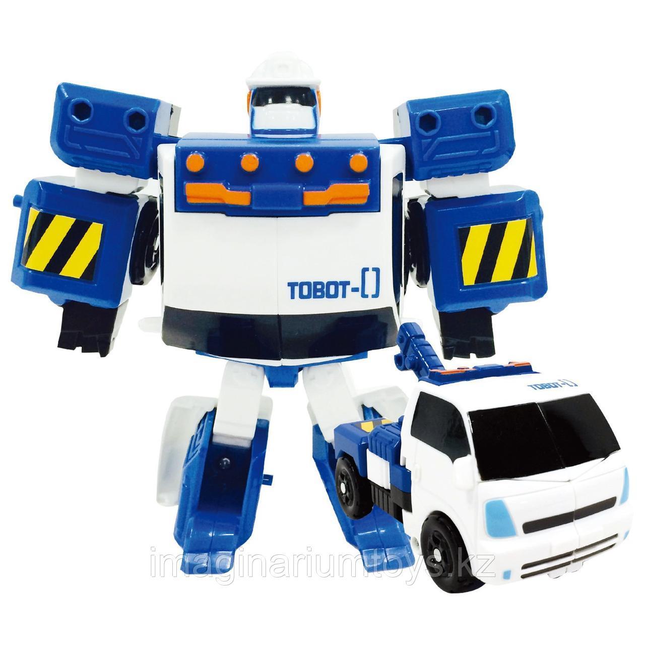 Тобот робот трансформер Зеро мини
