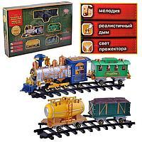 """Радиоуправляемая железная дорога play smart """"золотая стрела"""" ( свет,звук,дым)"""