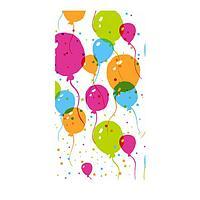 "Скатерть 120х180см, ""Splash BalloonL"", лиминир. бумага"