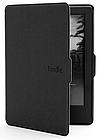 Кожаный чехол для Amazon Kindle 8 (черный)