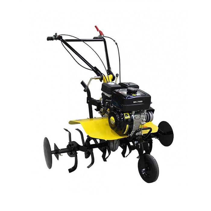 Сельскохозяйственная машина Huter МК-7000, 7 л.с., скорости 2/1, ш/гл 100/30 см, 3.6 л