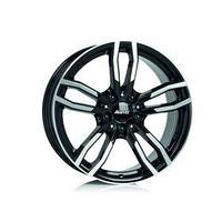 Диск литой Alutec Drive 7,5x17 5x112 ET54 d66,5 Diamond Black Front Polished