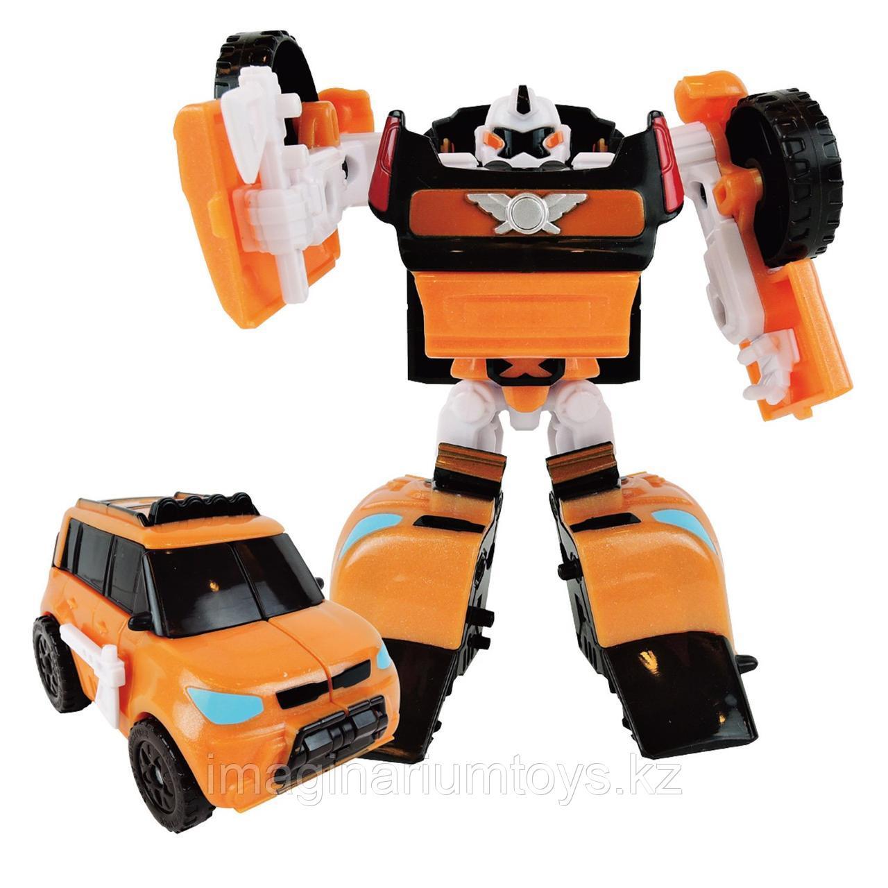 Тобот Приключения X икс мини робот трансформер