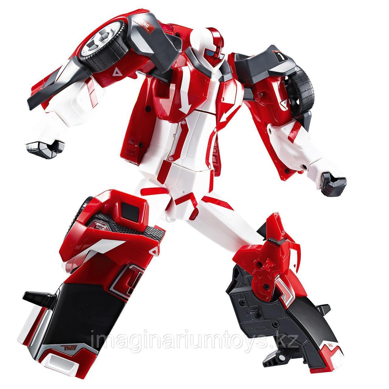 Большой Тобот Атлон Альфа S1  робот трансформер