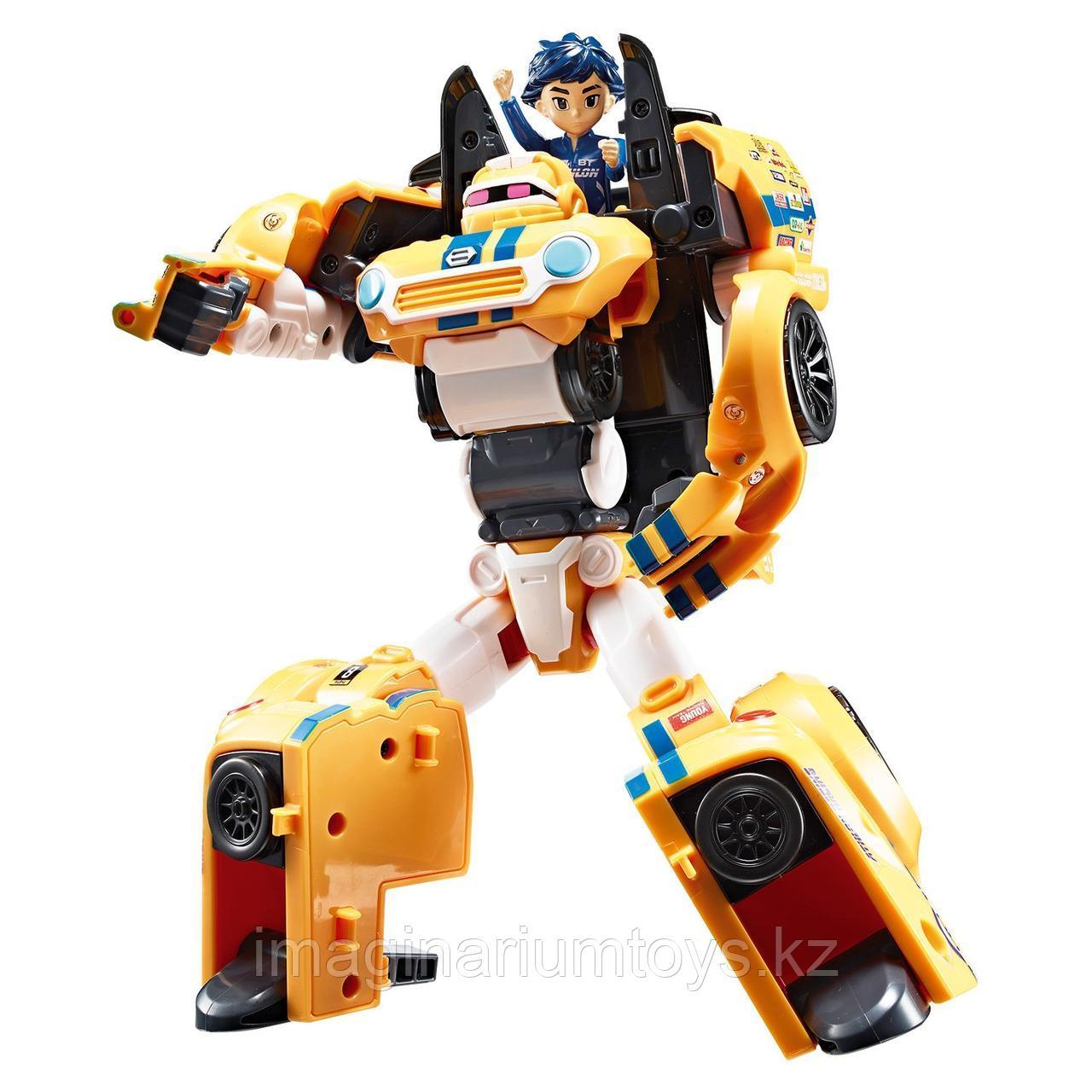 Тобот робот трансформер Атлон Тета S1