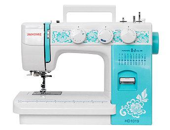 Janome HD1019 швейная машинка