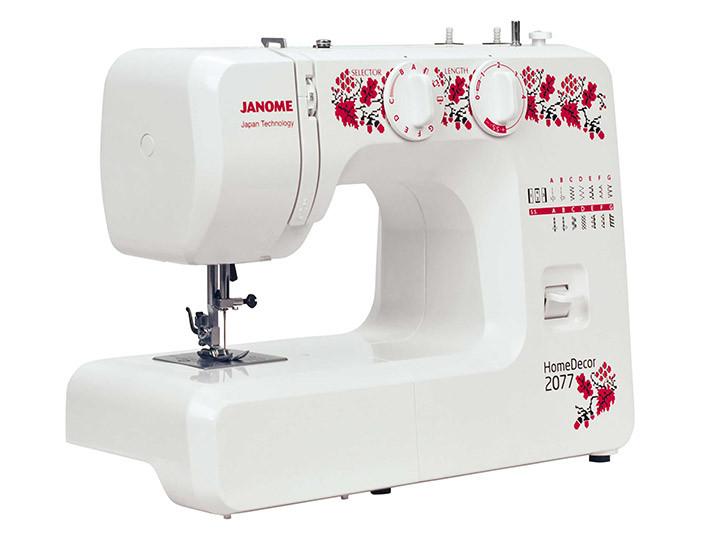 Janome HomeDecor 2077  Швейная машина