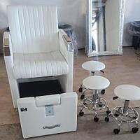 Педикюрное кресло трансформер