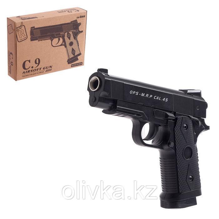 Пистолет «Ястреб», металлический