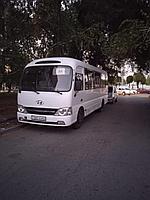 Аренда автобуса 22 мест, заказ автобуса 24 места