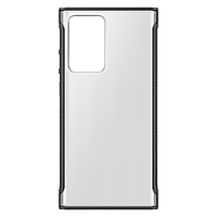 Чехол для Galaxy Note 20 Ultra Clear Protective Cover (Black)
