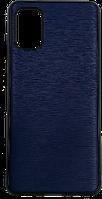 Чехол A-case для Samsung Galaxy A41 LV Leather Series (Blue, 003737)