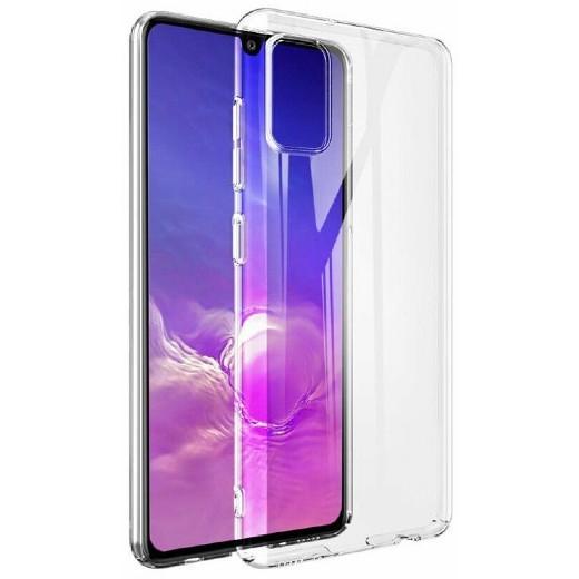 Чехол для Samsung Galaxy А41 (Прозрачный, 002167) - фото 2