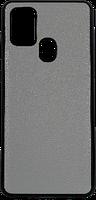Чехол A-case для Samsung A21S Leather Series (Gray, 002402)