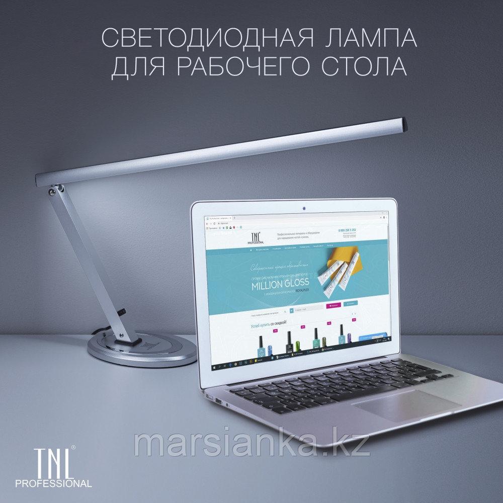 Светодиодная лампа для рабочего стола TNL,розово-золотая - фото 3