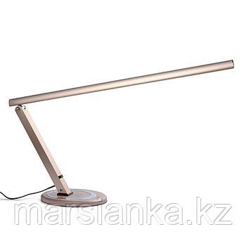 Светодиодная лампа для рабочего стола TNL,розово-золотая