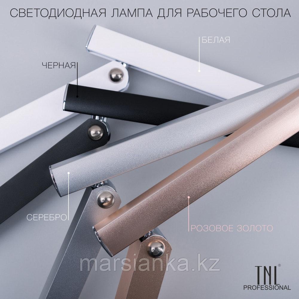 Светодиодная лампа для рабочего стола TNL,серебряная - фото 2
