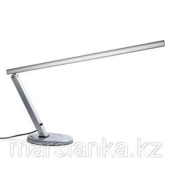 Светодиодная лампа для рабочего стола TNL,серебряная