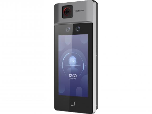 Hikvision DS-K1T671TM-3XF Терминал доступа для распознавания лиц с функцией фильтрации температуры