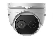 Hikvision DS-2TD1217B-6/PA IP-камера Тепловизионная купольная