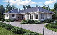 Проект дома №187, фото 1