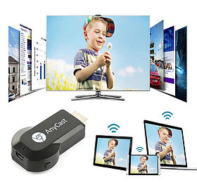 Беспроводной адаптер Anycast M4 Plus — HDMI Wi-Fi для телевизора.