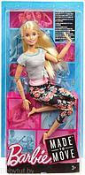 Кукла Mattel Barbie Йога Безграничные движения