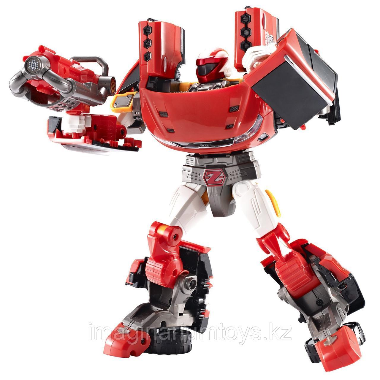 Тобот Приключения Z робот трансформер большой