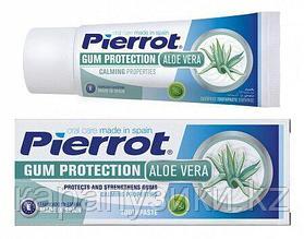 Зубная паста Pierrot ALOE VERA для защиты десен