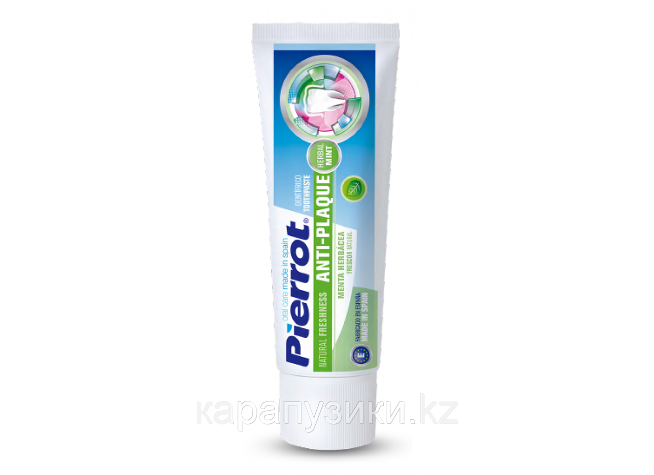 Зубная паста Pierrot антиналет