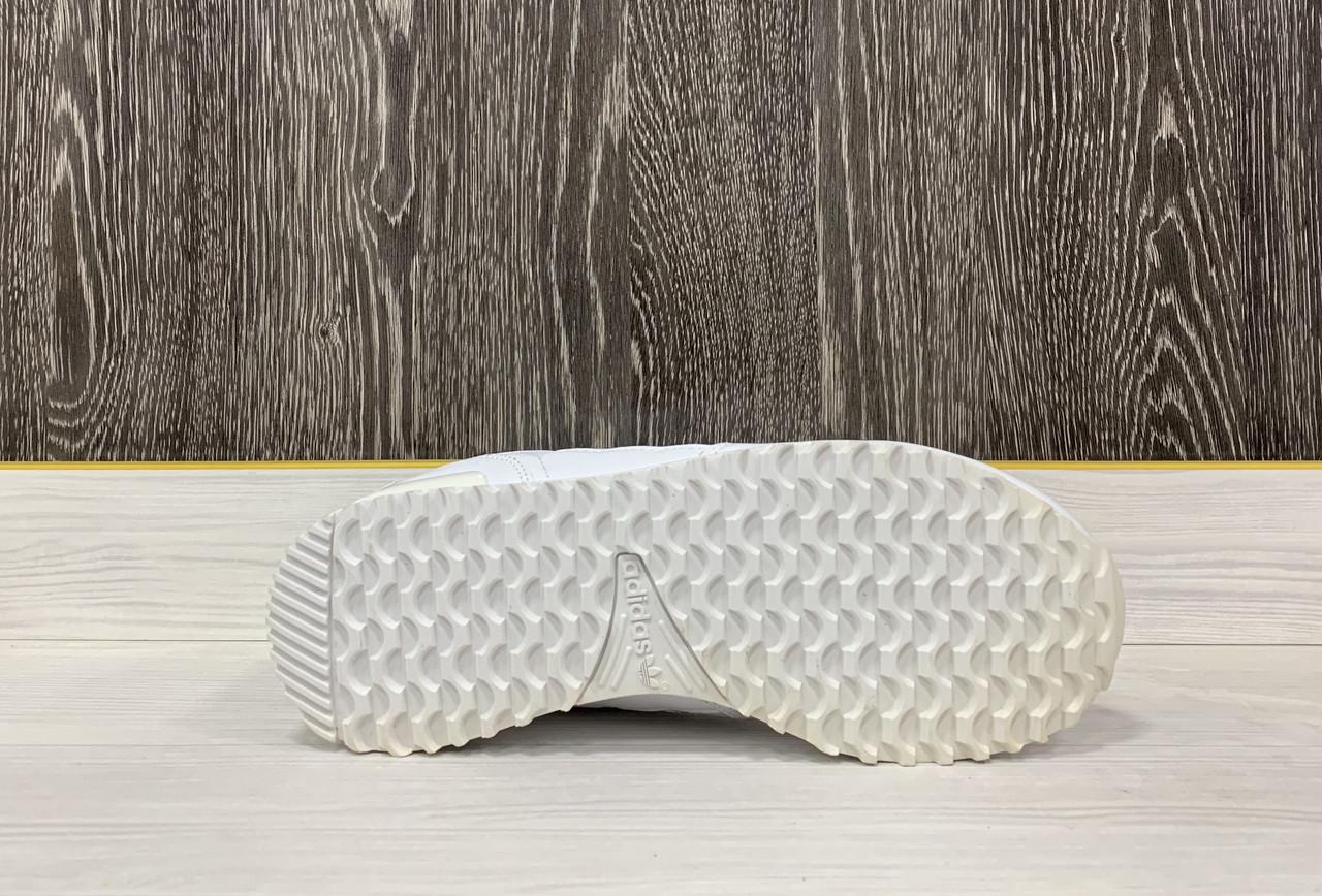 Кроссовки Adidas ZX 700 (White) - фото 6