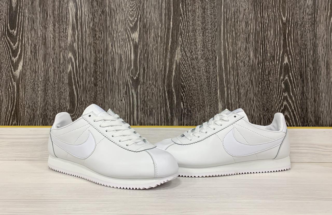 Кроссовки Nike Cortez (White)