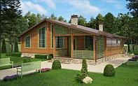 Проект дома №156, фото 1