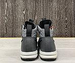 Кроссовки Nike Lunar Force 17 (Grey&Black), фото 3