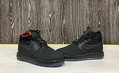 Кроссовки Nike Lunar Force 17 (All Black)
