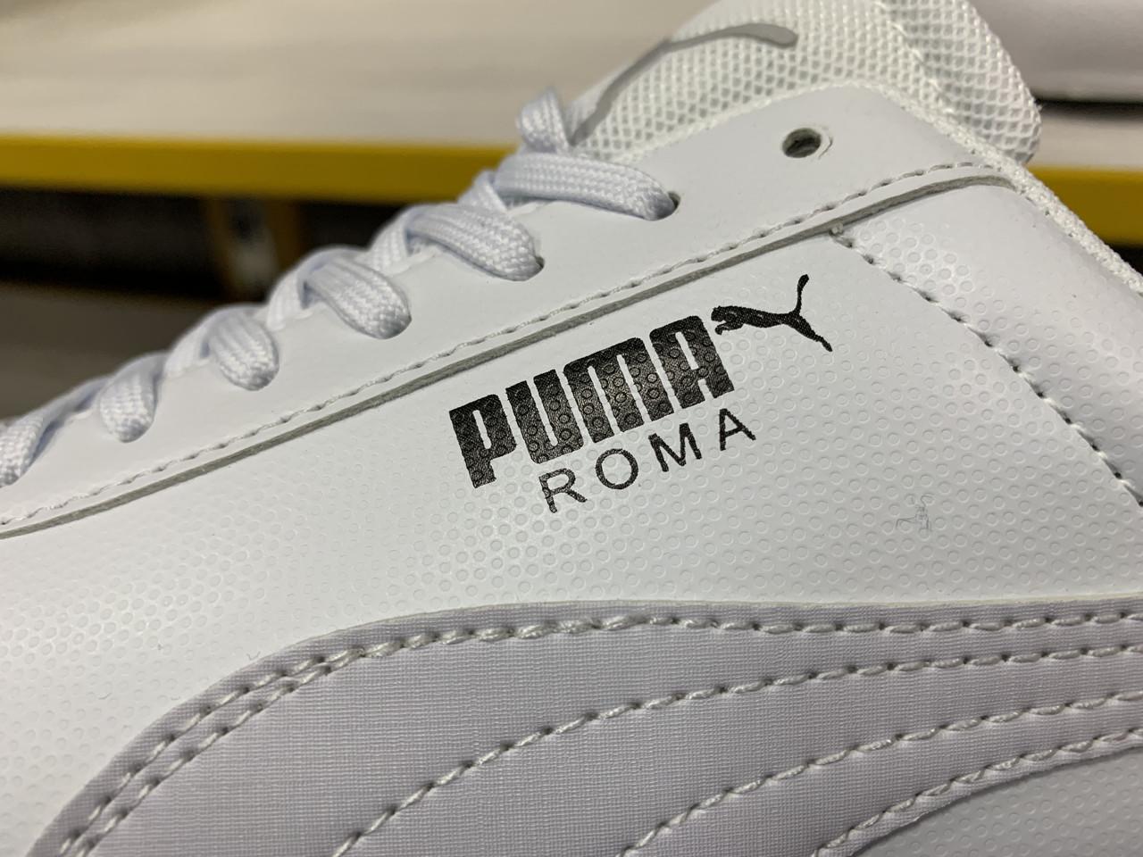 Кроссовки Puma Roma - фото 6