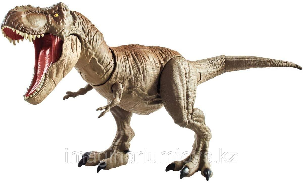 Динозавр Тираннозавр Рекс подвижный оригинал Jurassic World 50 см