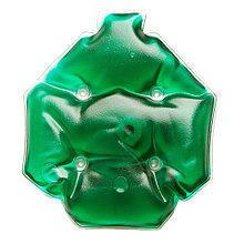 Грелка Детская солевая, цвет зеленый